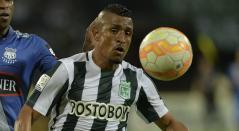 Farid Díaz, Atlético Nacional