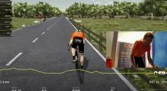 Van Avermaet gana el Tour de Flandes virtual
