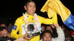 Nairo Quintana, campeón del Tour del Porvenir 2010