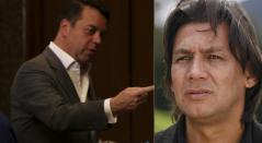 Gustavo Serpa y Eduardo Pimentel