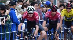 Chris Froome - Egan Bernal