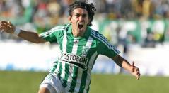 Sergio Galván Rey en Atlético Nacional