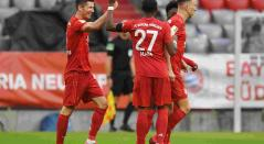 Bayern volvió a ganar en Bundesliga