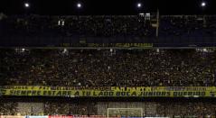 La Bombonera en octubre de 2019 semifinal contra River Plate