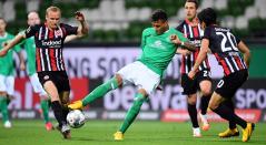 Werder Bremen vs Frankfurt - Bundesliga