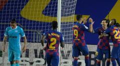Barcelona vs Leganés