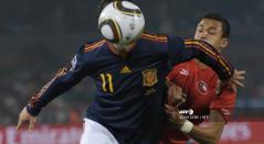España vs Chile, Mundial Sudáfrica 2010