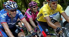 Lance Armstrong, Víctor Hugo Peña