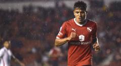 Andrés Felipe Roa, futbolista colombiano en Independiente