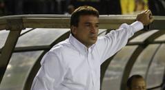 Barrabas Gómez, exfutbolista colombiano