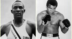 De Jesse Owens a Muhammad Ali, exdeportistas afroamericanos