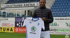 Anderson Arroyo, jugador del Mlada Boleslav