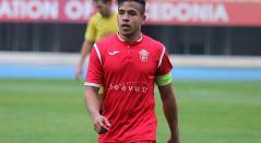 Sebastián Herrera, futbolista colombiano en Macedonia