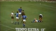 Italia vs Alemania, el 'Partido del Siglo' de México 70