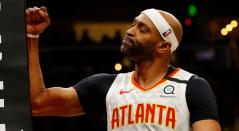 Vince Carter, deportista de la NBA