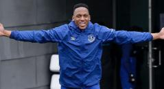 Yerry Mina, Everton