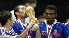Francia, campeón del Mundo 1998