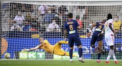 PSG vs Lyon, Copa de la Liga de Francia