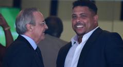 Ronaldo, Florentino Pérez