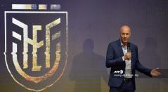 Jordi Cruyff, ex técnico de Ecuador