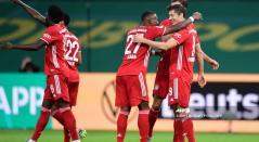 Bayern Munich 2020 - campeón de la Copa Alemana