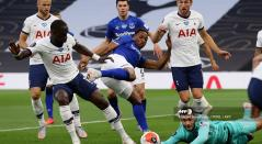 Yerry Mina - Tottenham vs Everton