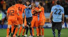 Holanda vs Uruguay, Sudáfrica 2010