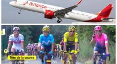 Vuelo del Deporte colombiano