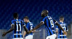 Inter de Milán pelea por el segundo puesto de la Serie A