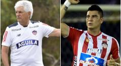 Julio Comesaña y Michael Rangel