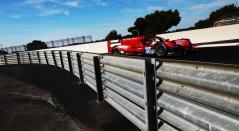 Tatiana Calderon en la European Le Mans