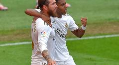 Sergio Ramos, Real Madrid 2020