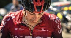Iván Ramiro Sosa, ciclista colombiano del Ineos