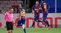 Barcelona vs Napoli - Champions League 2020