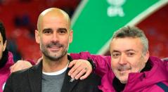 Domenec Torrent, exasistente del Manchester City