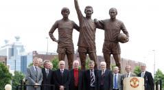 La 'United Trinity' de Manchester