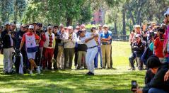 Camilo Villegas, golfista colombiano