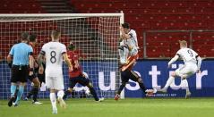 Alemania vs España - Liga de Naciones 2020