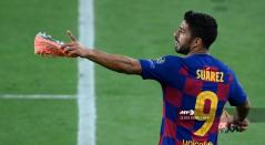 Luis Suárez, FC Barcelona