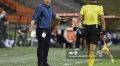 Aldo Bobadilla, técnico del Medellín