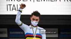 Julian Alaphilippe, nuevo campeón mundial de ciclismo