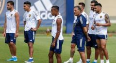 Boca Juniors 2020 - Sebastián Villa y Miguel Ángel Russo