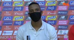 Amaranto Perea, Junior