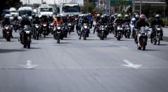 Pico y placa, motos