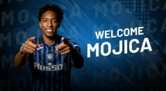 Johan Mojica, jugador colombiano nuevo fichaje de Atalanta