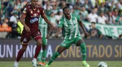 Atlético Nacional vs Tolima, Liga Betplay
