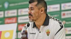 Jorge Almirón- Elche CF