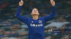 James Rodríguez - Everton