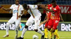 Pereira vs Tolima 2020