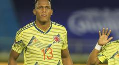 Yerry Mina, Eliminatorias Qatar 2022